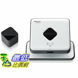 [促銷到2月1日] iRobot Braava 375t (白色) (380t可參考) 擦地機 抹地機器人全自動智能拖地