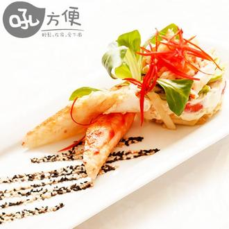 【吼方便】泰國鱈場蟹味棒270g/包