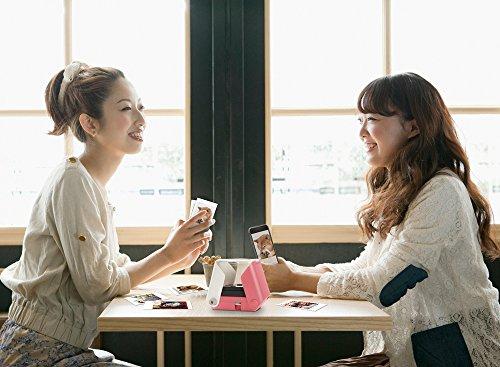 日本TAKARA TOMY /  Printoss智慧型手機相印機(不含相紙) / TPJ-03SA。共1色-日本必買 日本樂天代購(4590*0.5)。件件免運 6