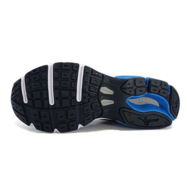 Mizuno Wave Surge [J1GC171318] 男鞋 運動 走路 跑步 氣墊 避震 休閒 美津濃 深藍 4