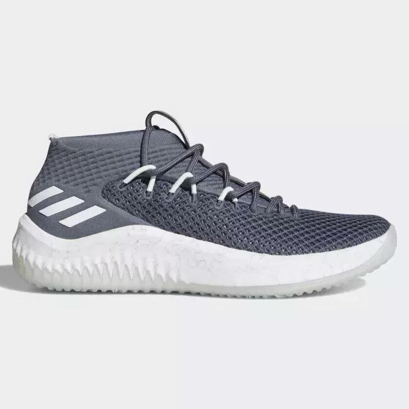 Adidas Dame 4 [AC8650] 男鞋 運動 籃球 灰  白