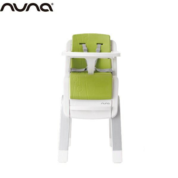 【限時下殺$7580】荷蘭【Nuna】ZAAZ 高腳椅(蘋果綠)