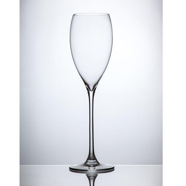 《RONA樂娜》Le Vin 樂活香檳杯-260ml (2入)