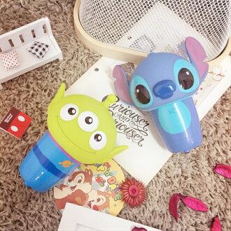 PGS7 (現貨+預購) 日本迪士尼系列商品 - 迪士尼 立體 發光 喇叭 史迪奇 三眼怪 星際寶貝 隨身音響