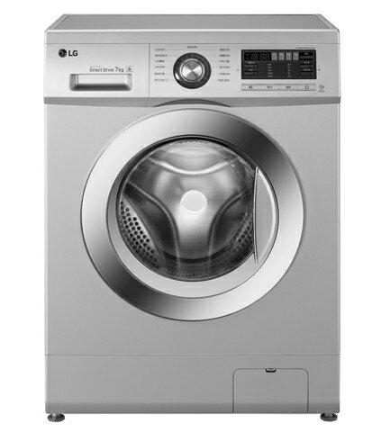 LG 7公斤洗脫滾筒洗衣機 WD~70MGS