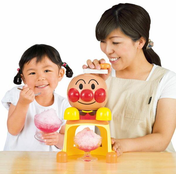 日本直送 Pinocchio 麵包超人 兒童玩具 趣味夏日刨冰機