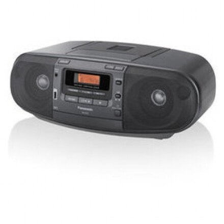 RX-D53 Panasonic 國際牌手提CD收錄音★杰米家電☆