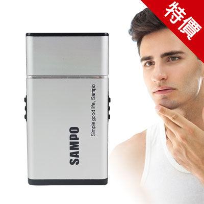 SAMPO聲寶超薄名片型刮鬍刀EA-Z1109L【KE04008】i-Style居家生活