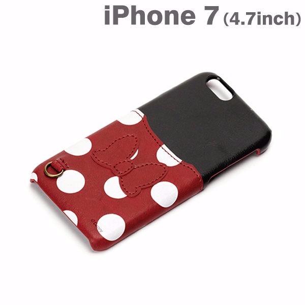 ?日本 迪士尼 iJacket 皮革背蓋 附票卡夾 iPhone7 iPhone7 Plus 手機殼 米妮