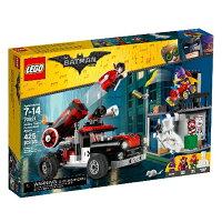 蝙蝠俠 玩具與電玩推薦到【LEGO 樂高積木】樂高蝙蝠俠電影系列 - Harley Quinn Cannonball Attack LT-70921就在幼吾幼兒童百貨商城推薦蝙蝠俠 玩具與電玩