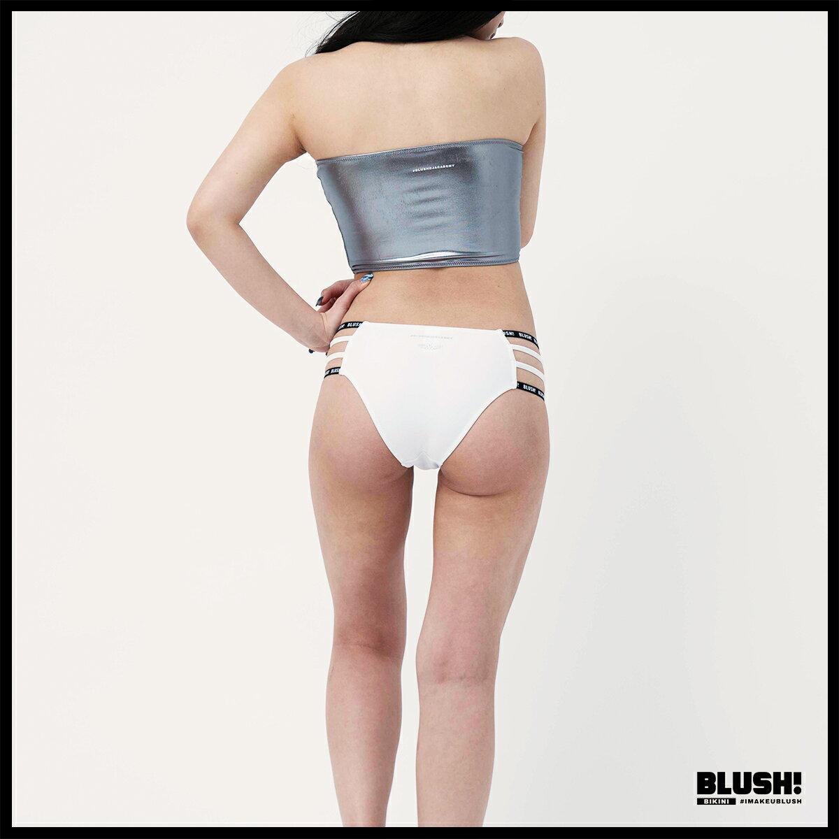 BLUSH! 平口小可愛 - 銀色