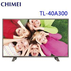 CHIMEI奇美 40吋直下式FHD LED液晶顯示器TL-40A300
