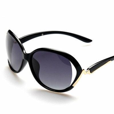 墨鏡金屬拼接時尚經典大框太陽眼鏡【KS7151】BOBI0315