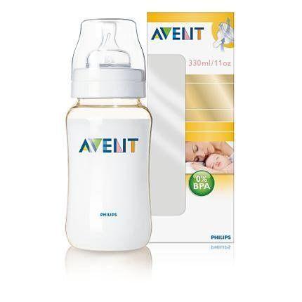 『121婦嬰用品館』AVENT PES防脹奶瓶330ml 0