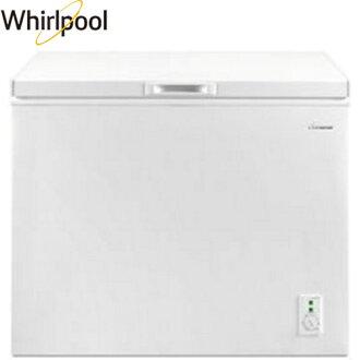Whirlpool 惠而浦 WCF255W 臥式直冷冰櫃 255L (白)