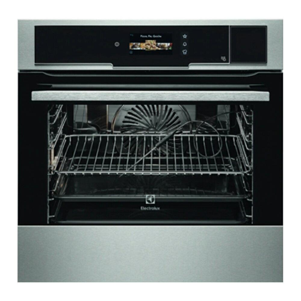 【Electrolux 伊萊克斯】 SousVide蒸烤箱 73L-無安裝服務 (EOB9956XAX)