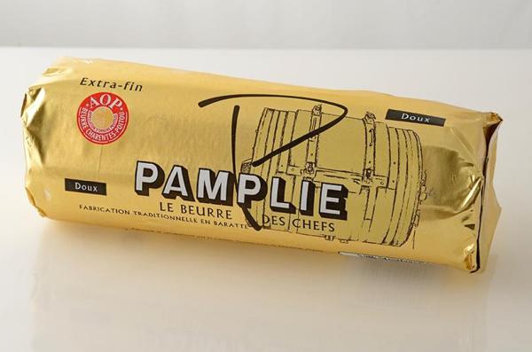 有山羊 手作烘焙材料:【法國AOC產區】邦菩禮無鹽發酵奶油(原裝500g)