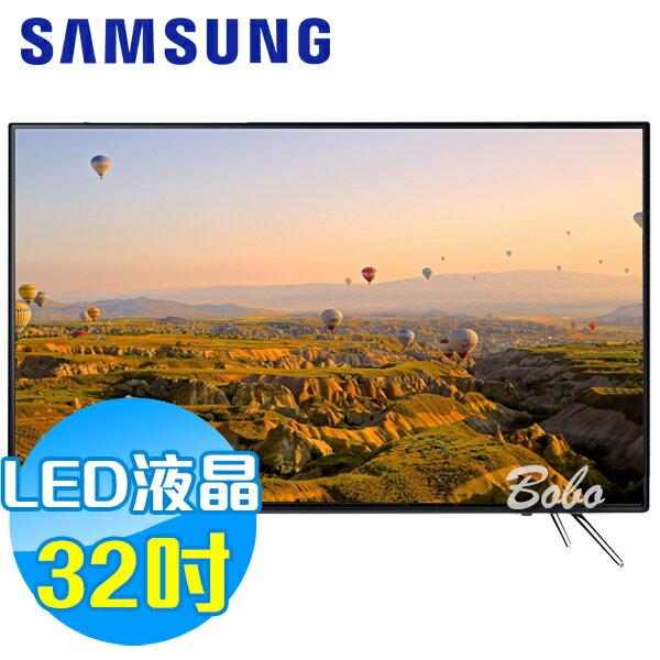 SAMSUNG三星 32吋 LED  平面液晶電視 UA32K4100AWXZW
