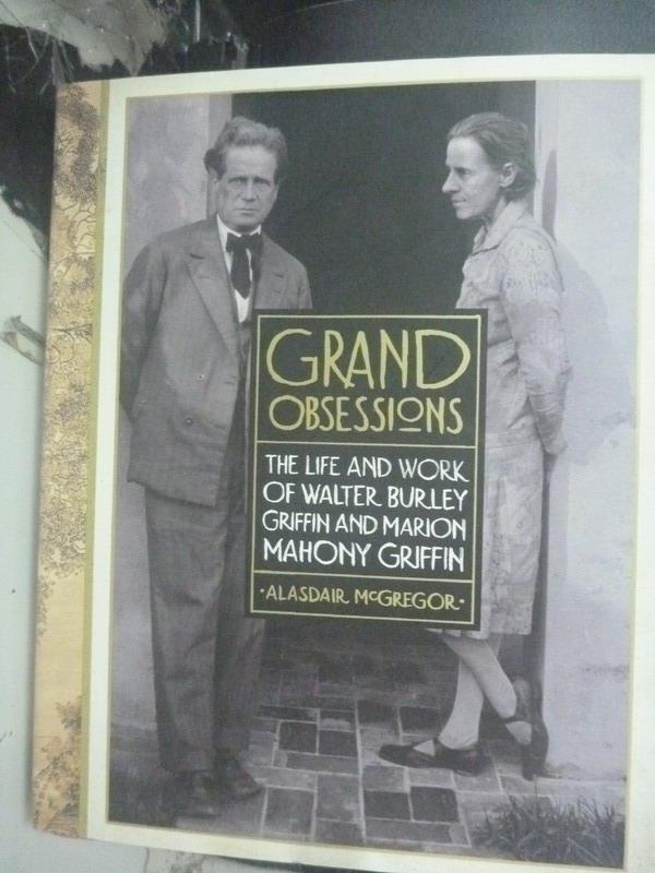 ~書寶 書T5/原文書_YDU~Grand Obsessions: The Life