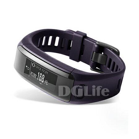 GARMIN vivosmartHR 健身手環 紫