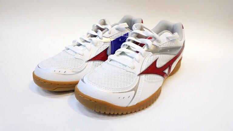 [陽光樂活]MIZUNO 美津濃男鞋女鞋crossmatch桌球鞋81GA163062