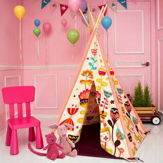 【安琪兒】【Cuna Tent】成長美學小木屋(奧地利音樂城) 0