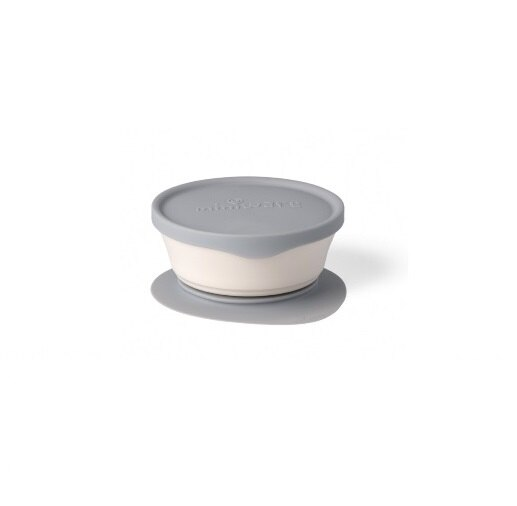 【miniware品牌滿額送】美國 Miniware天然聚乳酸兒童學習餐具 麥片碗組(5色可選)