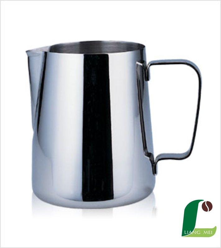 不銹鋼拉花杯- 寶馬牌 (350ml)-【良鎂咖啡精品館】