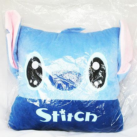 [敵富朗超市]12吋史迪奇造型抱枕