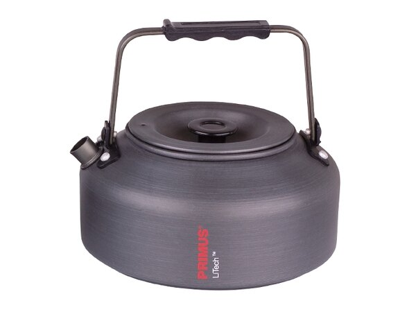 【露營趣】中和安坑瑞典Primus731701LITECHCoffeeTeaKettle0.9L輕巧鋁合金咖啡茶壺水壺咖啡壺