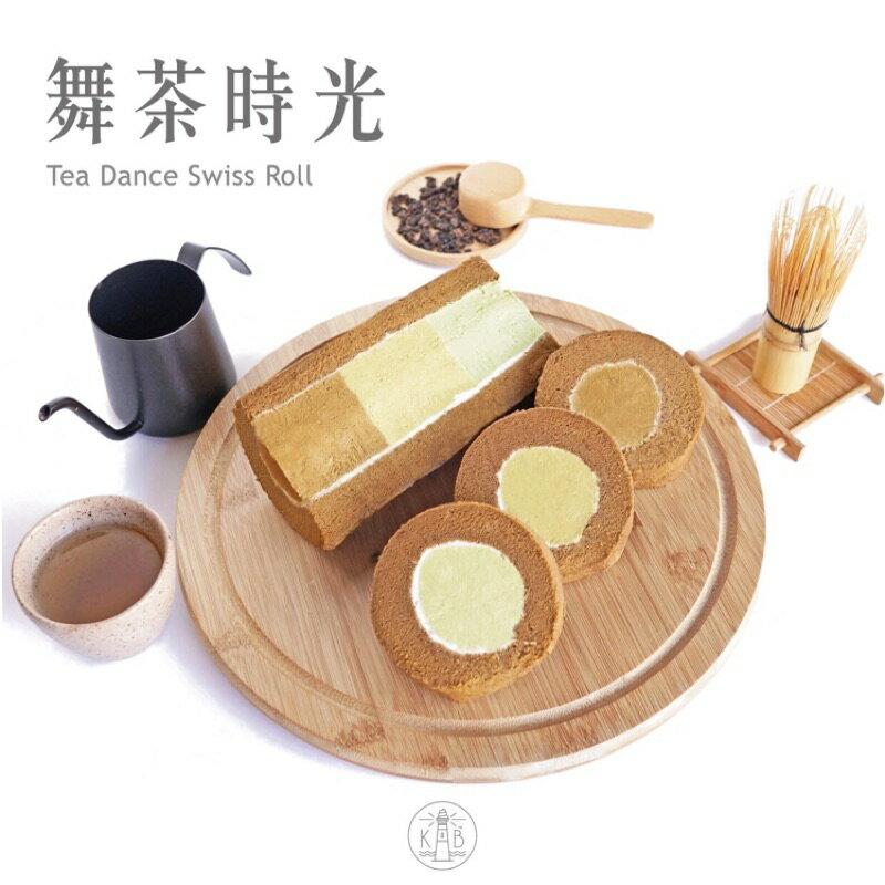 【KINBER金帛手製】舞茶時光生乳捲 0
