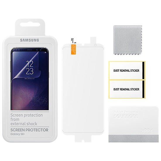 【東訊公司貨-螢幕保護貼】三星 Samsung Galaxy S8 G950 原廠保護貼手機防刮保護膜