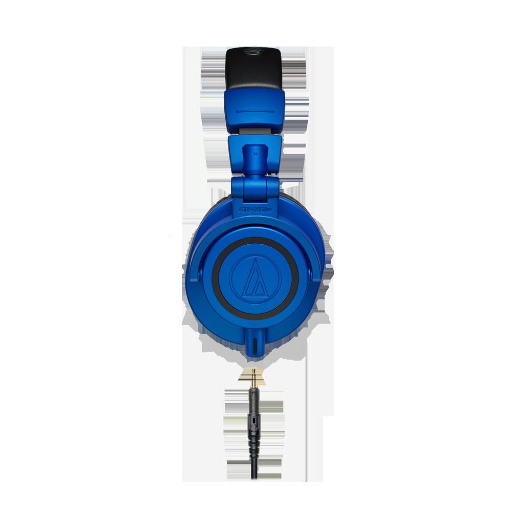 【宏華資訊廣場】Audio-Technica鐵三角 - ATH-M50x BB 專業型監聽耳罩式耳機 公司貨