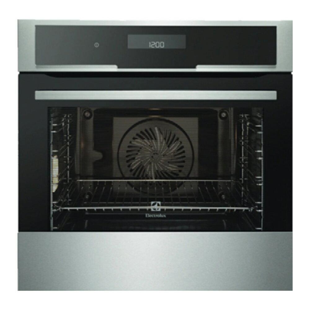 【Electrolux 伊萊克斯】烤箱 71L-無安裝服務 (EOC5851FAX)
