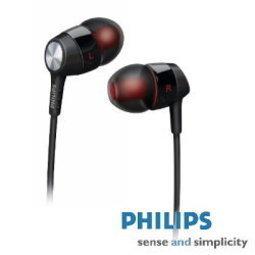 ~迪特軍3C~PHILIPS 飛利浦 SHE8000 耳塞式耳機 黑色 ~  好康折扣
