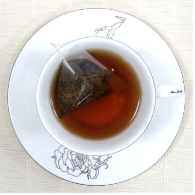 紅玉白茶茶包^(3gx20入^)^~採用有機自然農法栽培無農藥~