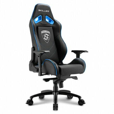旋剛SharkoonSKILLERSGS3電競專用座椅(藍)電競椅賽車椅【迪特軍】