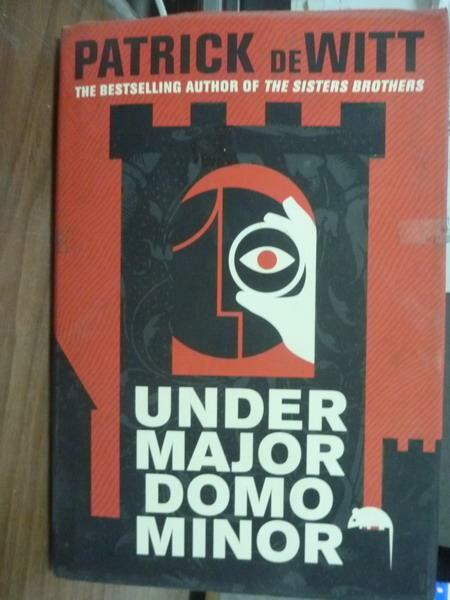 【書寶二手書T8/原文書_QNG】Under Major Domo Minor