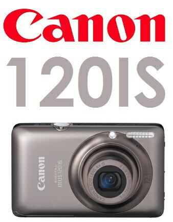 ~ 盒裝~佳能 Canon Digital IXUS 120IS 相機