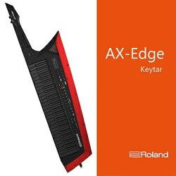 【非凡樂器】Roland【AX-Edge】49鍵合成器鍵盤/黑色/可更換刀刃側板/公司貨保固