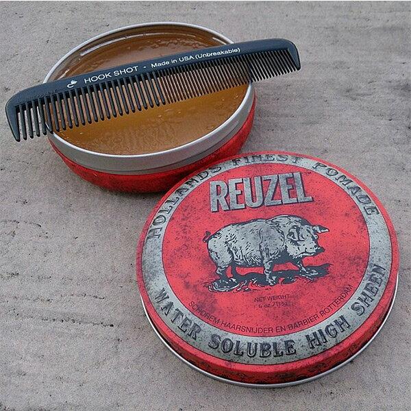 【EST】Reuzel Red Pomade 豬油 油頭 水洗式髮油 紅 [RZ-0001-069] F0720 1