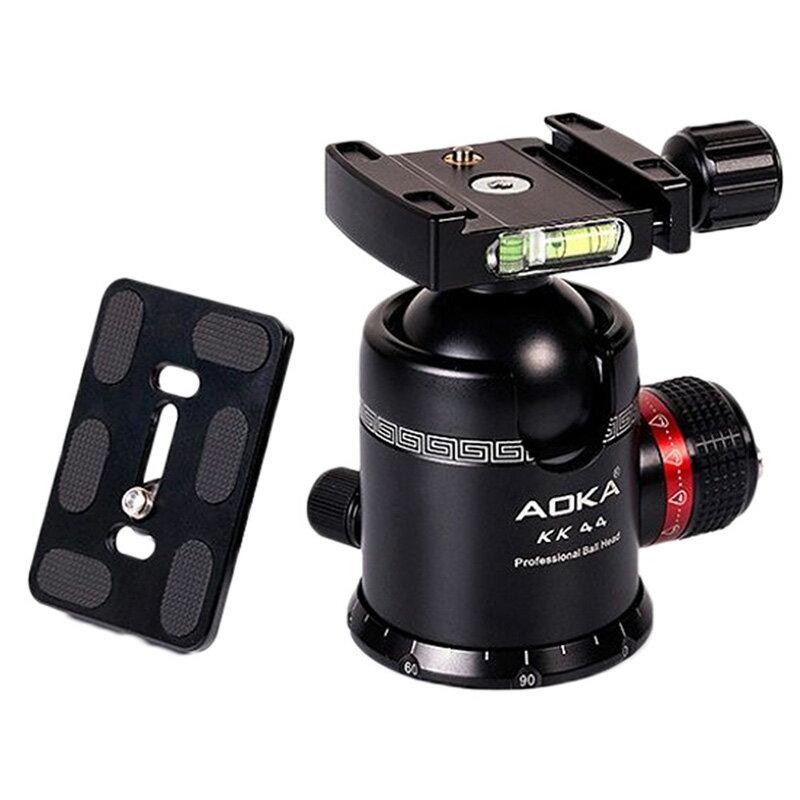 ◎相機專家◎ AOKA KK-44s 頂級阻尼雲台 44mm 球型雲台 承重30公斤 六年保固 KK44s 公司貨