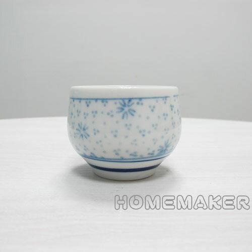 藍色碎花茶杯 JK-96814