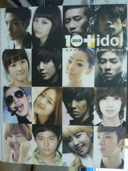 【書寶 書T7/寫真集_PFC】10 idol 國際中文版_黃盟凱