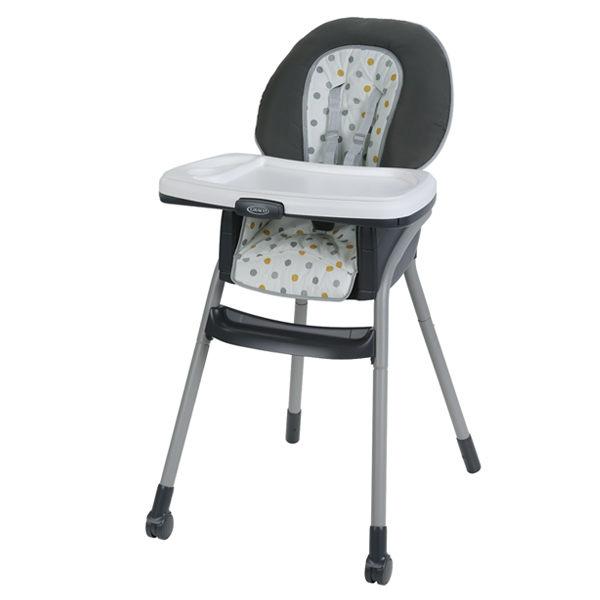 GRACO 6 in 1 成長型多用途餐椅 TABLE2TABLE™- 復古點【悅兒園婦幼生活館】