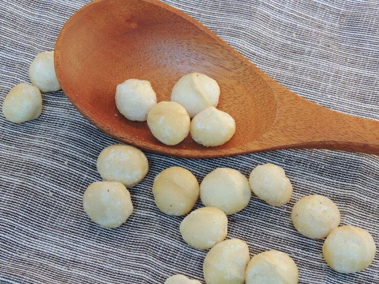 一方田[原味夏威夷豆] - 低溫烘焙 口感爽脆, 濃郁奶味 每包300g 單包/2件組優惠