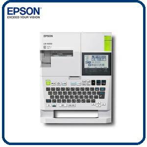 EPSONLW-K600手持式高速列印標籤機