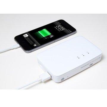 【新風尚潮流】 金士頓 MobileLite Wireless G3 無線讀卡機 行動電源 MLWG3