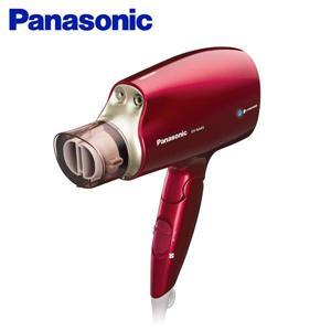 Panasonic 國際牌 奈米水離子吹風機 贈專業烘罩器~EH-NA45/RP(紅)
