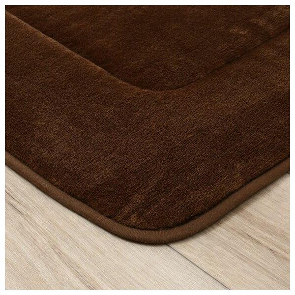 吸濕發熱 暖桌用墊 N WARM 正方形 FLANNEL Q 19 NITORI宜得利家居 3